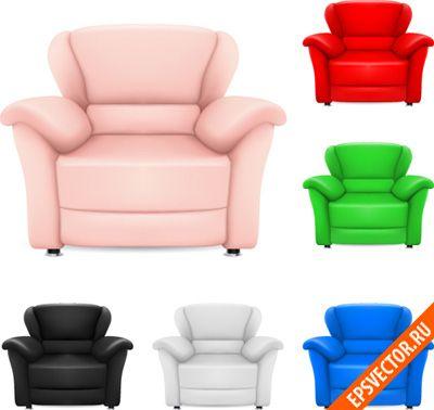 Векторные кресла