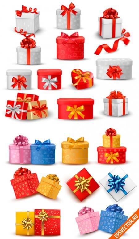 Подарки в векторе