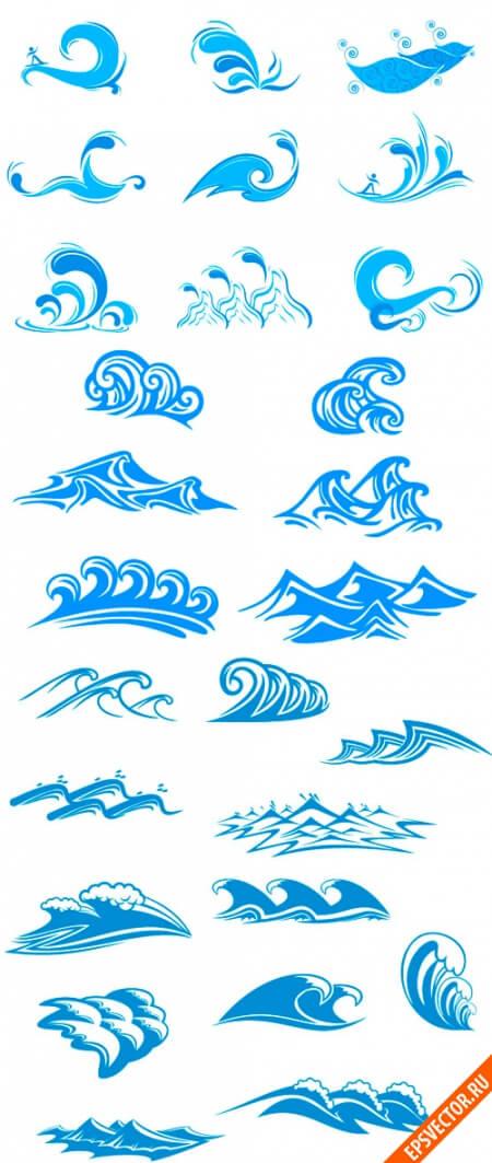 Волны в векторе
