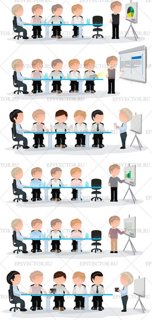 Конференция в векторе