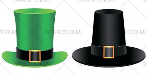 Клипарт шляпы